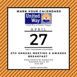UWGN 8th Annual Meeting & Awards Breakfast