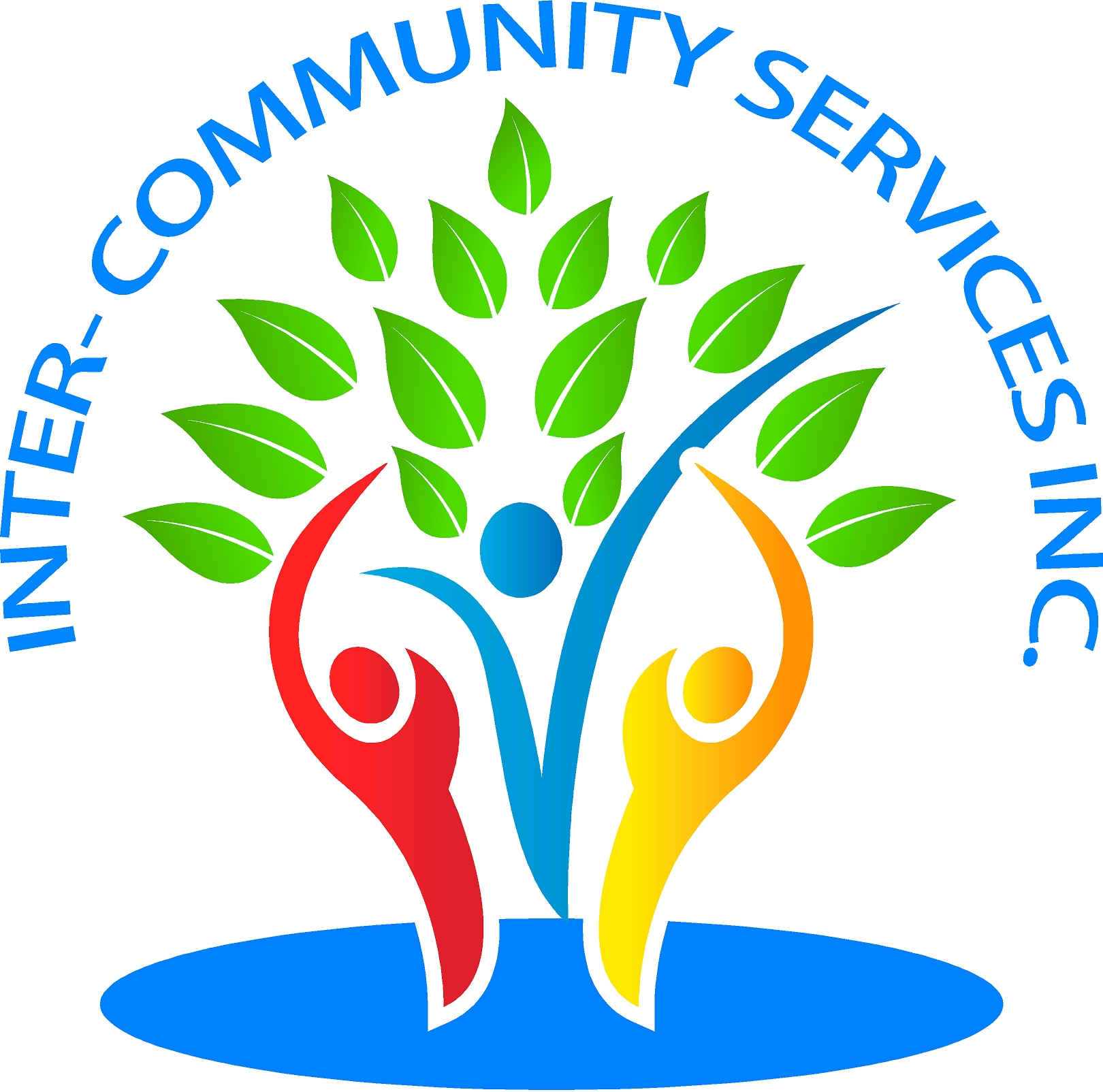 Inter Community Service Logo